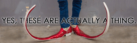 Handmade Mexican Pointy Boots | Make: DIY Projects, How-Tos, Electronics, Crafts and Ideas for Makers | MAKE: Craft
